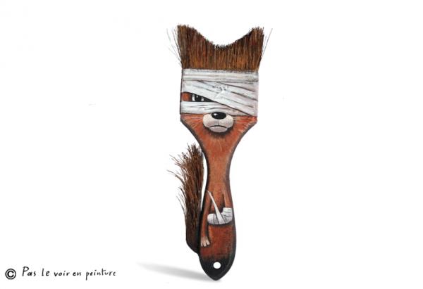 gilbert paint brush
