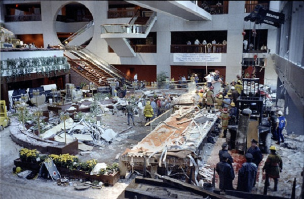 hyatt regency collapse