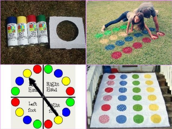 10 diy outdoor games that will brighten your summer realitypod lawn twister solutioingenieria Gallery