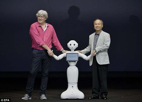 pepper robot 2