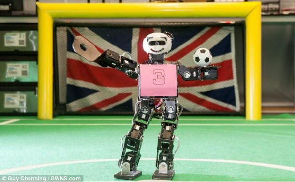 robocup football tournament 2014 robot team member
