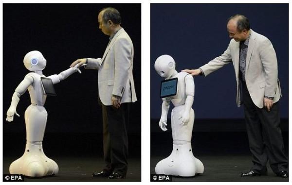 robot pepper 3