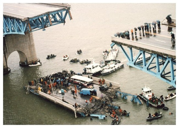seongsu bridge failure