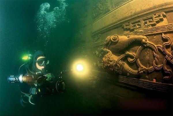 underwater city divers 2