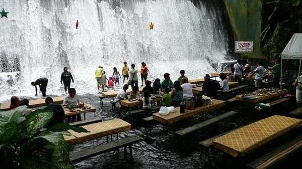 waterfall restaurant 2