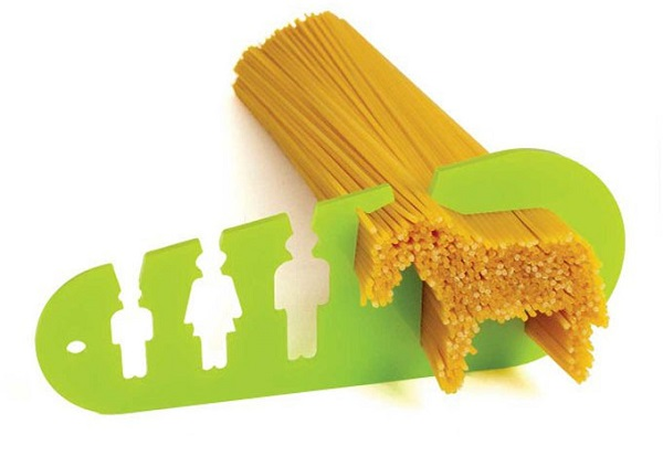 Spaghetti measuring tool 10 Handy Inventions That You Never Knew Were Essential