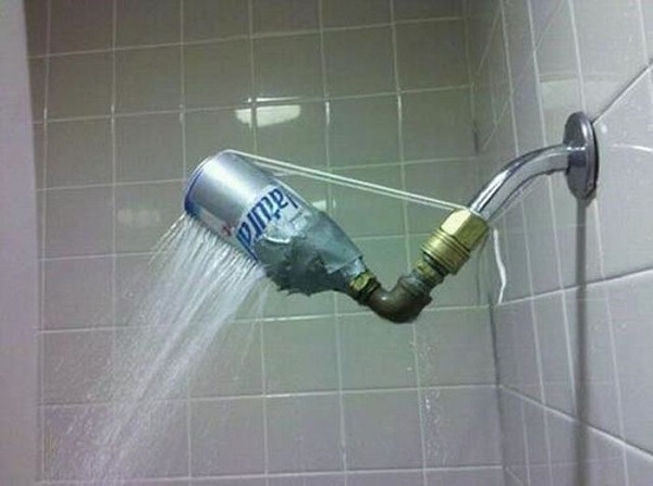 can shower head