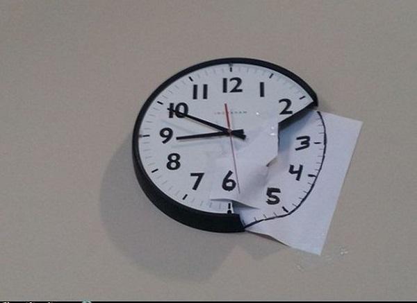 clock surgery