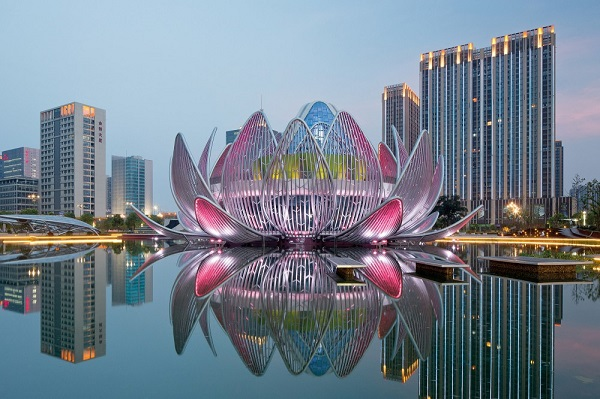lotus building 1