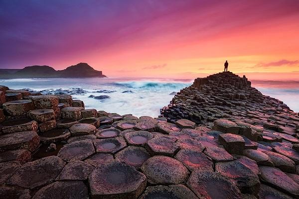Giants Causeway Beach, Ireland 2