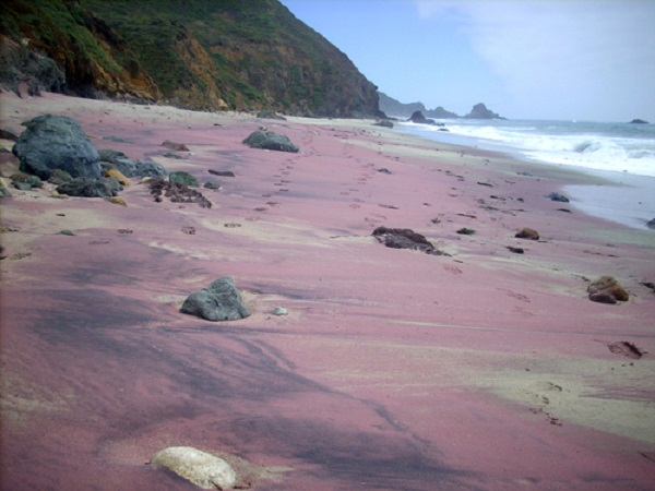 Pfeiffer Purple Sand Beach, California 2