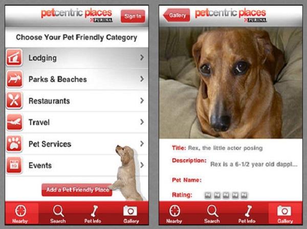 petcentric app