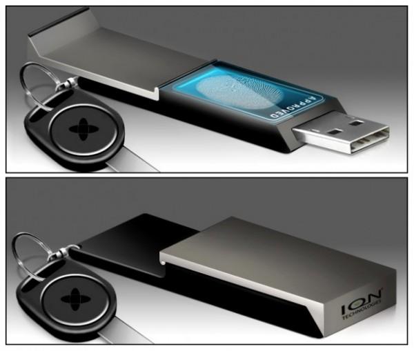 Biometric USB