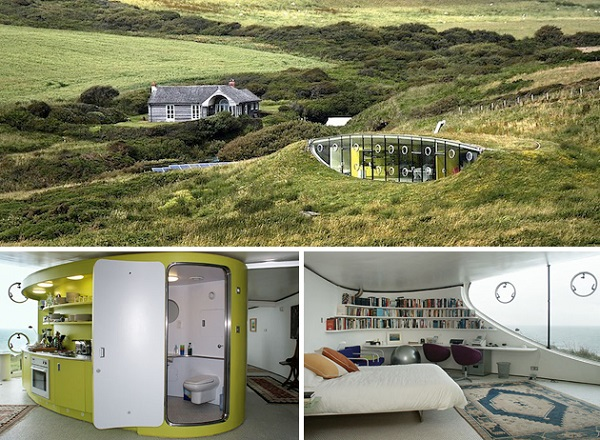 Malator Underground Eco House