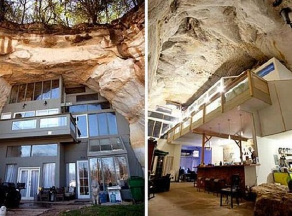 The Cave House