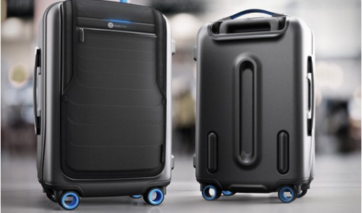 bluesmart suitcase 2