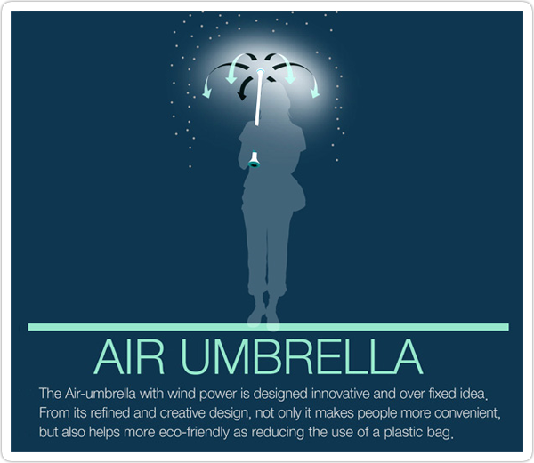 air umbrella 4