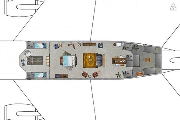airplane apartment 3