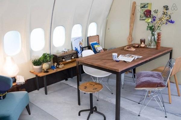 airplane apartment 4
