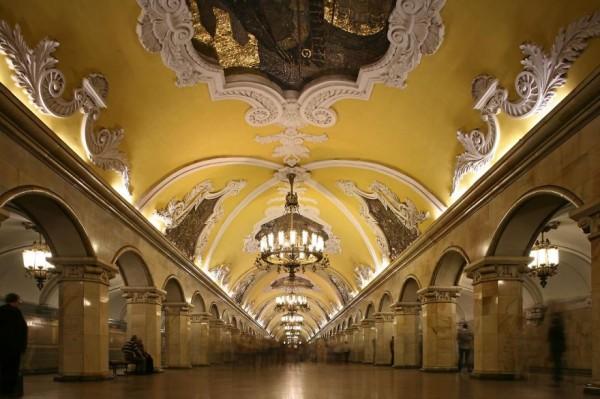 metrostation- russia