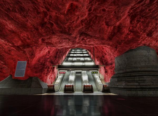 metrostation- sweden 2