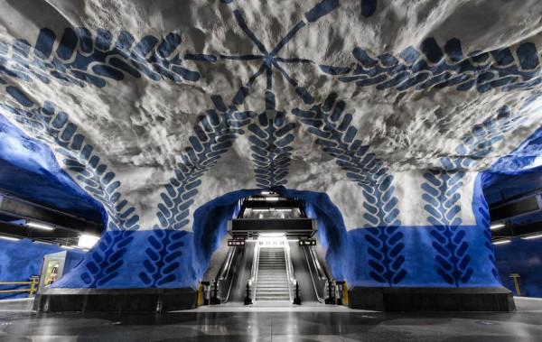 metrostation- sweden 3