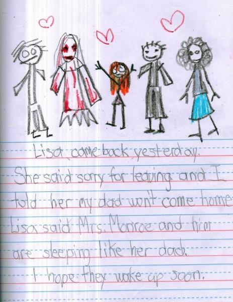 story of lisa 12