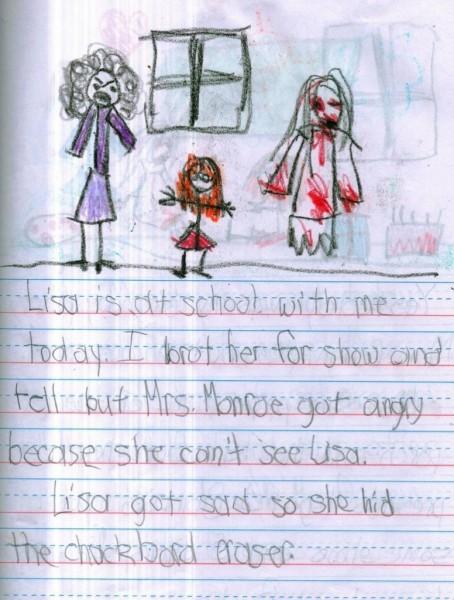story of lisa 4