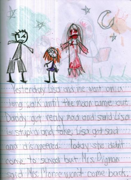 story of lisa 8