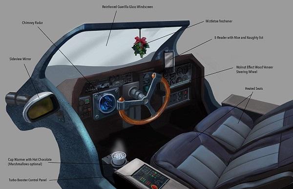 high-tech sleigh 2