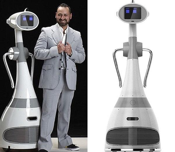 luna robot 4.1