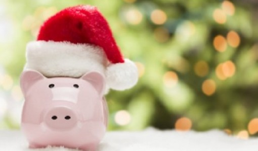 saving for christmas