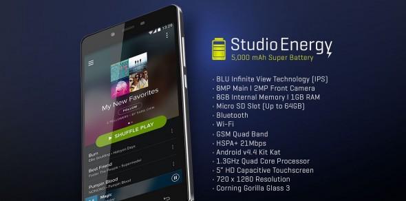 blu studio energy 3