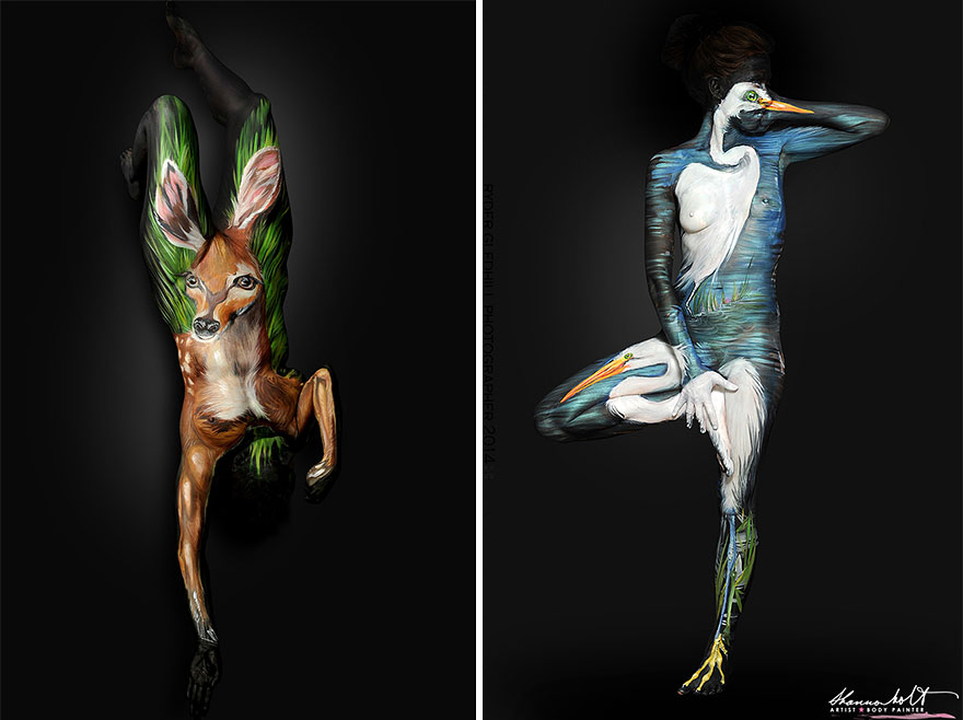 florida-wildlife-series-body-painting-art-shannon-holt-4