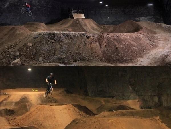 underground dirt bike park 2