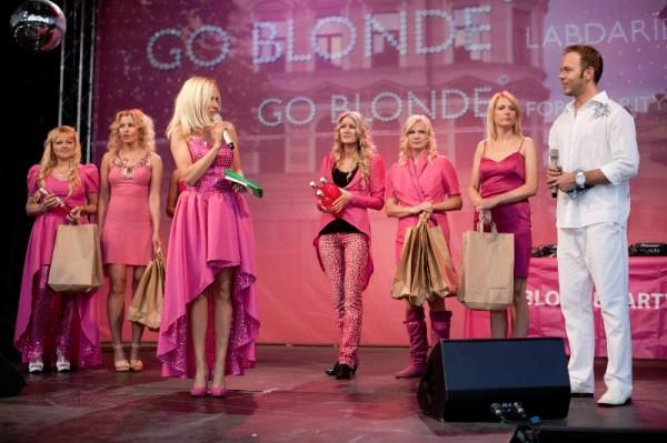 blonde festival