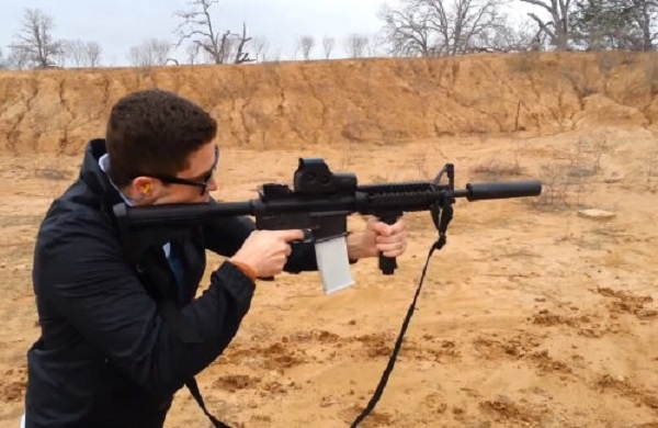 3d printed operable guns