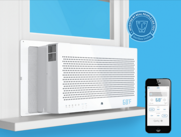 Quirky + GE Aros Smart Air Conditioner