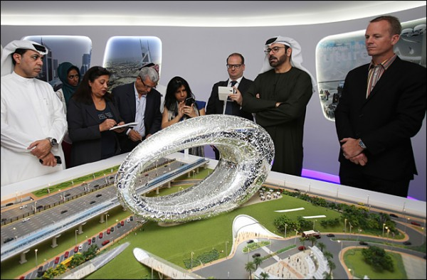 dubai museum of the future 3