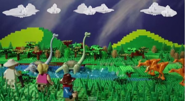 jurassic park lego 3