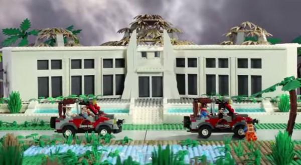jurassic park lego 4