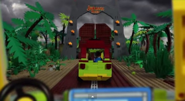 jurassic park lego 6