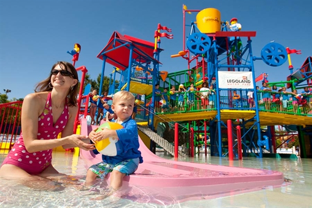 Take A Look At The World S Largest Legoland Water Park