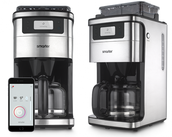 smarter coffee maker