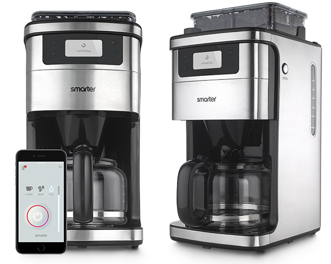 Smart Home Coffee Maker : Complete Your Comprehensive Smart Home With These 5 Brilliant Devices REALITYPOD