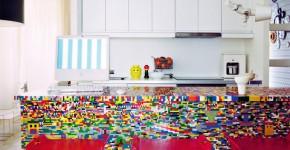 Munchausen Lego Kitchen 1