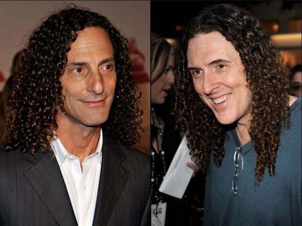 celebrity doppelgänger 7