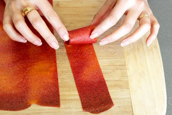 diy fruit roll-ups 2