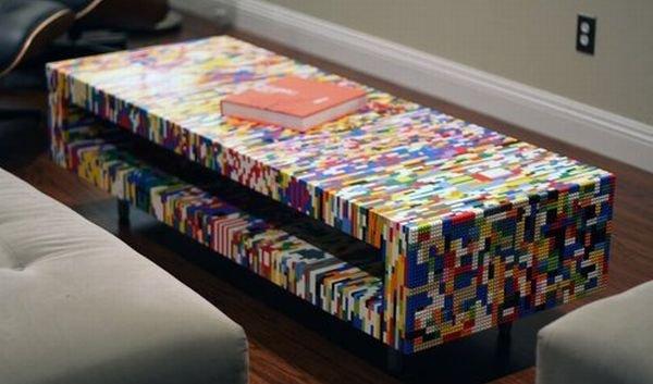 lego center table
