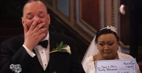 Prank It FWD Surprises Film Enthusiast Couple With Dream Wedding… At The Movies!